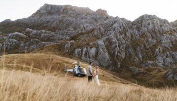 Couple Wedding Mt Olympus