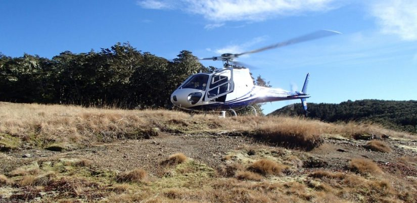 Helibike Scenic Flights Over Nelson Lakes, Southern Alps